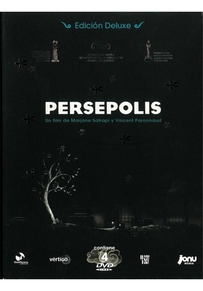 Persepolis (Ed. Deluxe) (Persépolis)