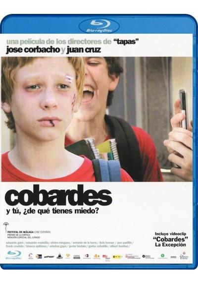 Cobardes (Blu-Ray)