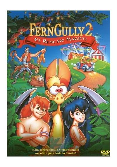 FernGully 2, El Rescate Mágico