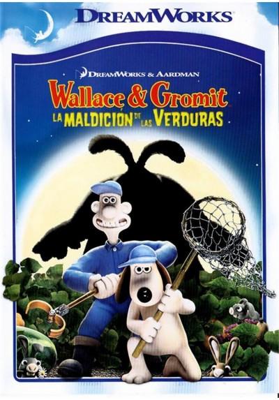 Wallace & Gromit : La Maldicion De Las Verduras