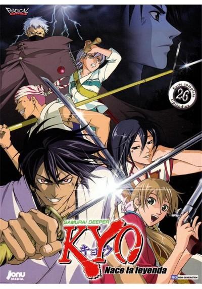 Samurai Deeper Kyo (Ed. Limitada)