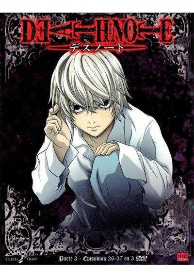 Death Note - 3ª Temporada