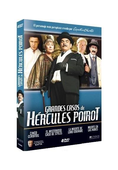 Grandes Casos De Hercules Poirot