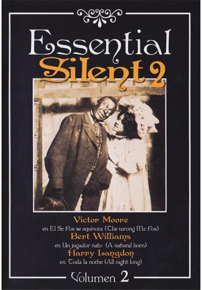 Clasicos Del Cine Mudo Essential Silent 2 - Vol. 2