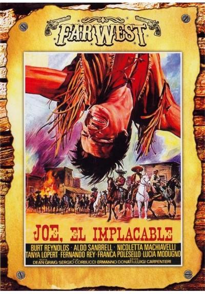 Joe, El Implacable - Coleccion Far West (Navajo Joe)