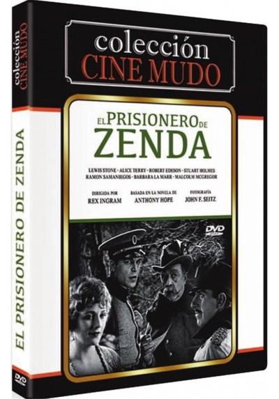 El Prisionero De Zenda (1921) - Coleccion Cine Mudo