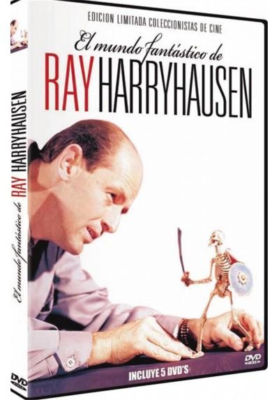 El Mundo Fantastico De Ray Harryhausen