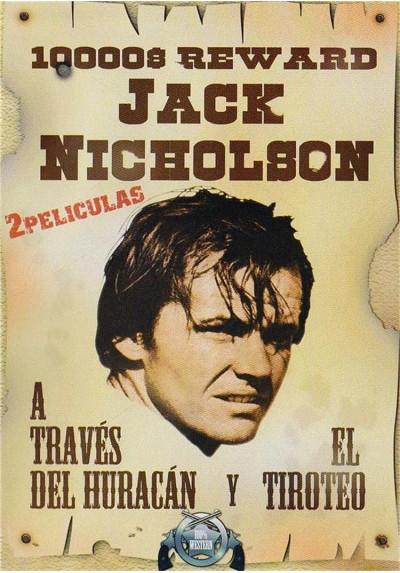 Jack Nicholson : El Tiroteo / A Travas Del Huracan (Pack)