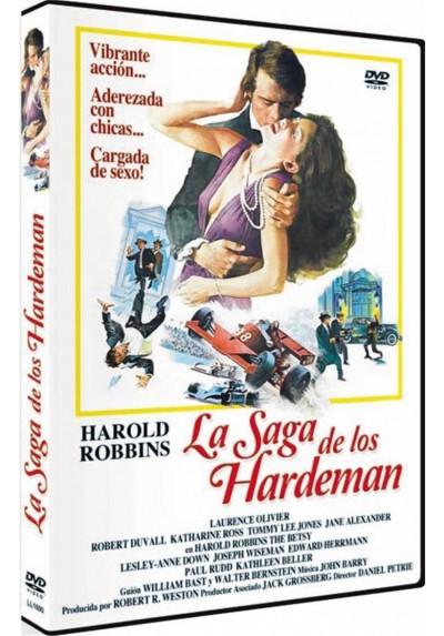 La Saga De Los Hardeman (The Betsy)