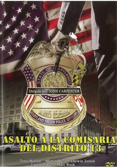 Asalto A La Comisaria Del Distrito 13 (Assault On Precint 13)