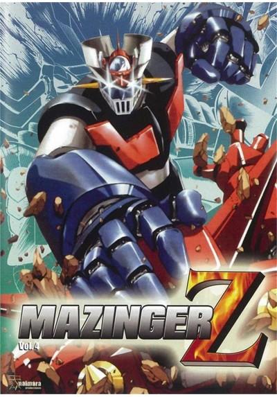 Mazinger Z Vol.4