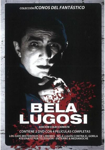 Bela Lugosi - Iconos Del Fantastico (V.O.S.)