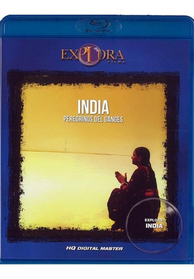 India : Peregrinos Del Ganges (Blu-Ray)