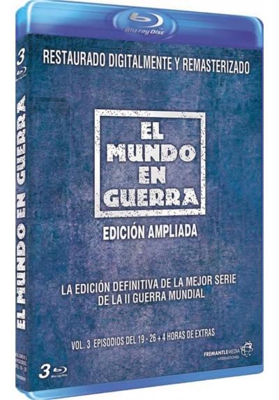 El Mundo En Guerra - Vol. 3 (Blu-Ray) (The World At War)