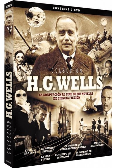 H. G. Wells - Coleccion