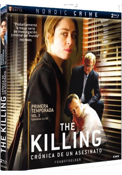 The Killing : Primera Temporada - Vol. 2 (Forbrydelsen)