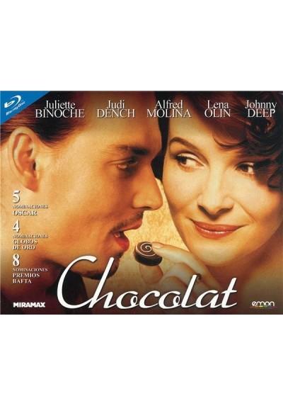 Chocolat (Blu-Ray) (Ed. Horizontal)