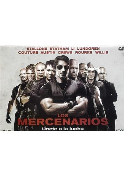 Los Mercenarios (Ed. Horizontal) (The Expendables)
