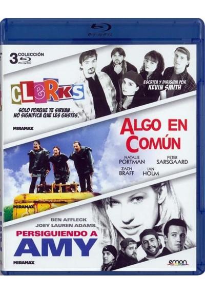 Clerks / Algo En Comun / Persiguiendo A Amy (Blu-Ray)