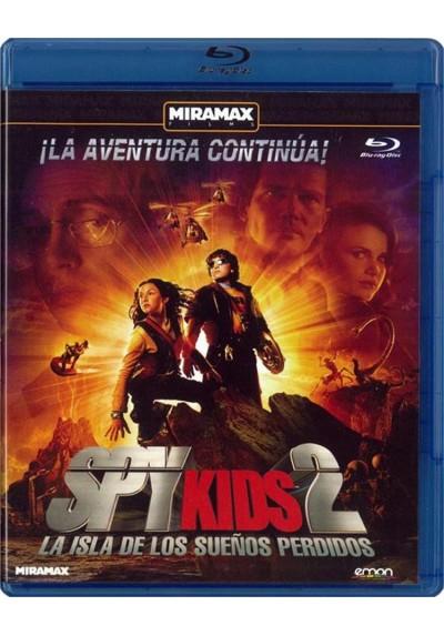 Spy Kids 2 : La Isla De Los Sueños Perdidos (Spy Kids 2: Island Of Lost Dreams) (Blu-Ray)