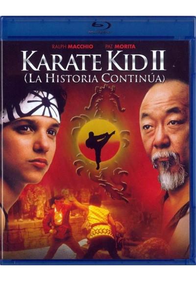 Karate Kid II (La Historia Continua) (Blu-Ray)