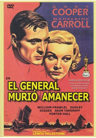 El General Murio Al Amanecer (The General Died At Dawn)