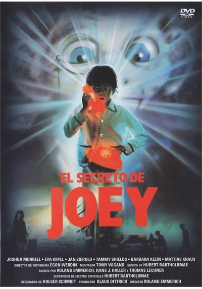 El Secreto De Joey (Joey)