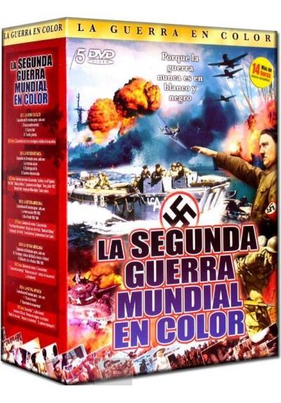Pack La Segunda Guerra Mundial en Color