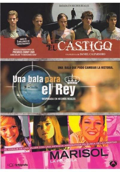 Pack El Castigo - Una bala para el rey - Marisol