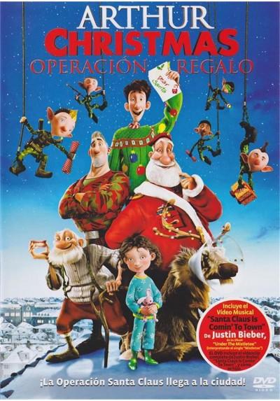 Arthur Christmas : Operacion Regalo