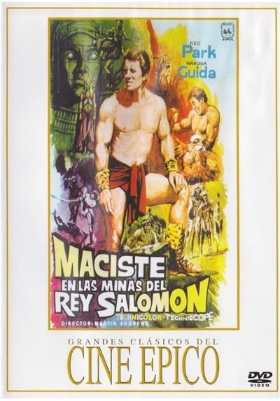 Maciste En Las Minas Del Rey Salomon (Maciste Nelle Miniere Di Re Salomone)