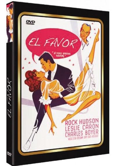 El Favor (1965) (A Very Special Favor)