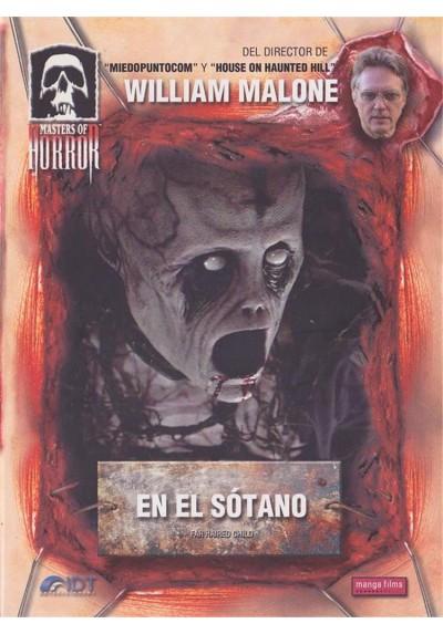 En El Sotano - Masters Of Horror