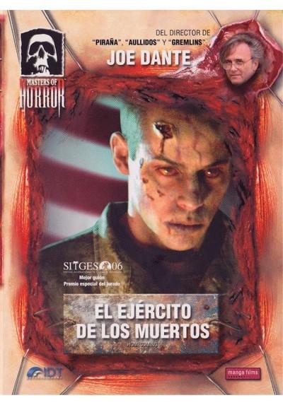 El Ejercito De Los Muertos - Masters Of Horror
