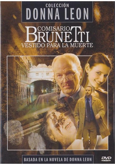 Comisario Brunetti : Vestido Para La Muerte