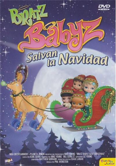 Bratz Babyz : Salvan La Navidad (Bratz Babyz: Christmas)
