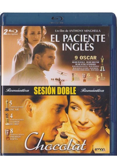 Sesion Doble Romantica (Blu-Ray)