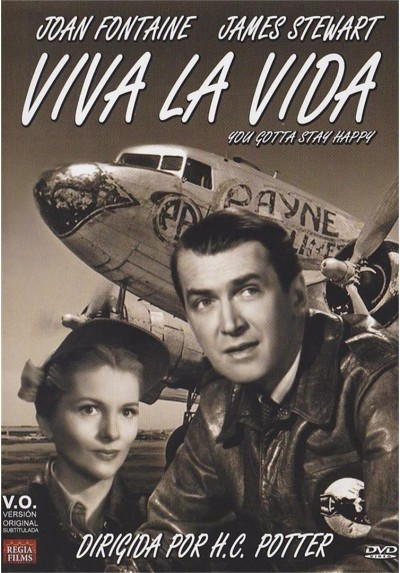 Viva La Vida (V.O.S.) (You Gotta Stay Happy)