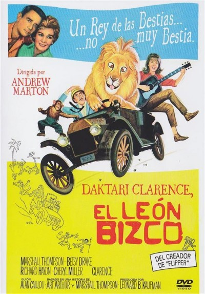 El Leon Bizco (The Cross-Eyed Lion)