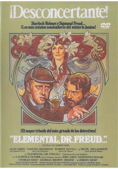 Elemental Dr. Freud (The Seven-Per-Cent Solution)