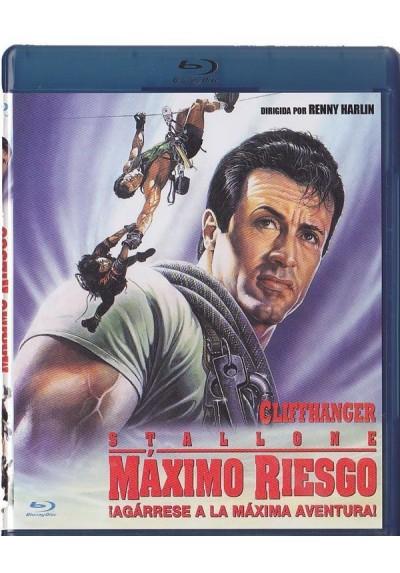 Maximo Riesgo (Blu-Ray) (Cliffhanger)