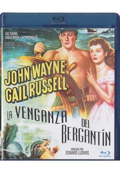 La Venganza Del Bergantin (Blu-Ray) (Wake Of The Red Witch)