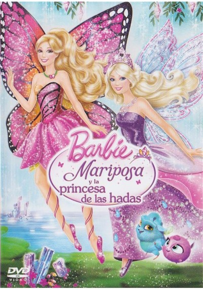 Barbie Mariposa Y La Princesa De Las Hadas (Barbie Mariposa And The Fairy Princess)