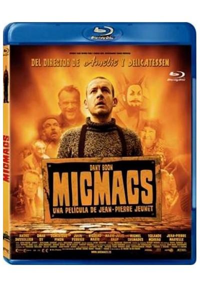 Micmacs (Blu-Ray)(Micmacs À Tire-Larigot)
