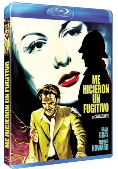 Me Hicieron Un Fugitivo (Blu-Ray) (They Made Me A Fugitive)