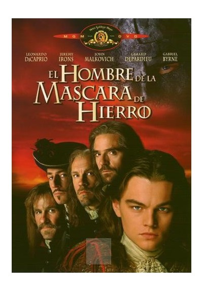 El Hombre De La Máscara De Hierro (The Man In The Iron Mask)
