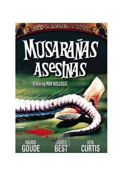 Cult Monster Movies - Musarañas Asesinas