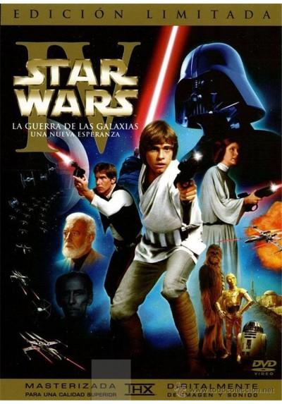 Star Wars: Episodio IV, La Guerra de las Galaxias - Una Nueva Esperanza (Edición Limitada)