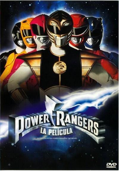 Power Rangers. La Película