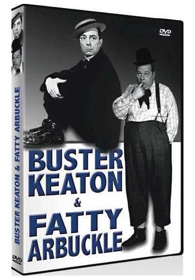 Buster Keaton & Fatty Arbuckle